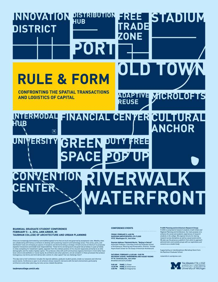 2016_Rule&Form_PhD_Conference